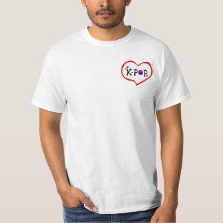KPOP HEART  Value T-Shirt