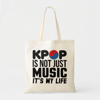 Kpop Is My Life Music Slogan Graphics