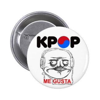 KPop Me gusta Meme, i like 6 Cm Round Badge