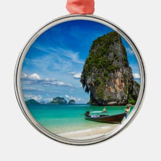 Krabi island christmas ornament