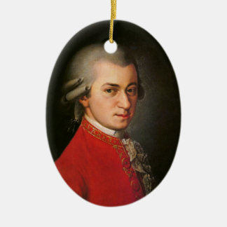 Krafft Mozart Portrait Classical Music Decoration