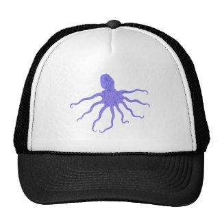 Krake kraken octopus baseball cap