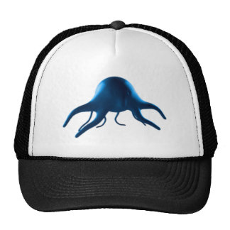 Krake kraken octopus mesh hats