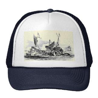 Kraken Attack! Hat