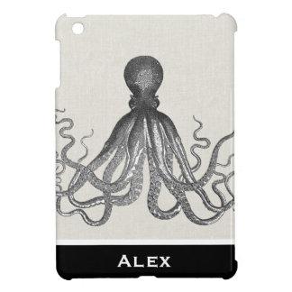 Kraken - Black Giant Octopus / Cthulu iPad Mini Covers