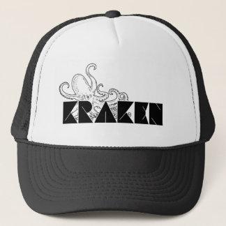 Kraken – Geometric Text Cap