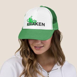 Kraken – Green Cap