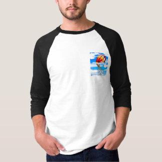Kraken Hot Air Balloon T-Shirt