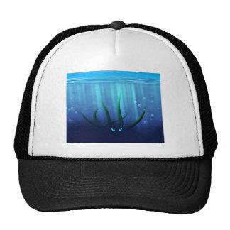 Kraken In Water Cap