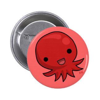 Kraken Jr 6 Cm Round Badge
