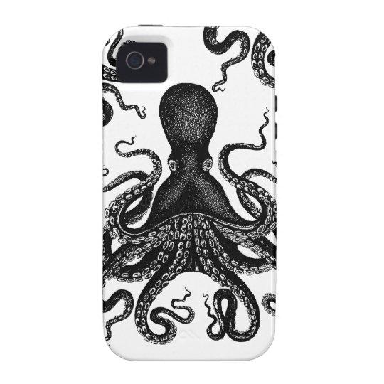 Kraken Octopus iPhone 4 Cases
