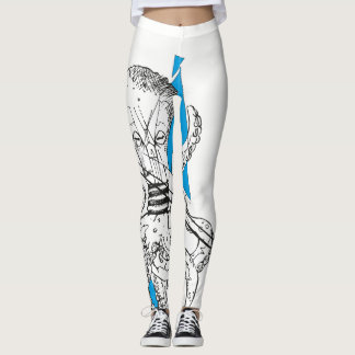 Kraken Octopus Leggins Leggings