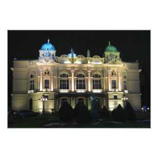 Kraków  Juliusz Słowacki Theatre Photo