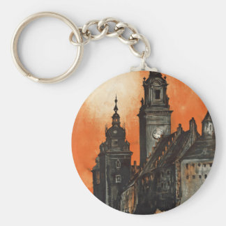 Krakow Key Ring
