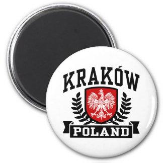 Krakow Poland Magnet