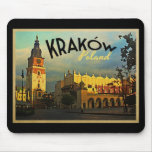Krakow Poland Mouse Pads