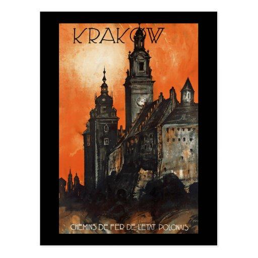 Krakow Post Cards