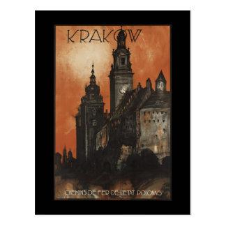 Krakow Postcard