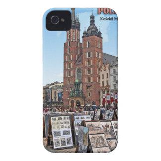 Krakow - St Marys Basilica iPhone 4 Case-Mate Cases