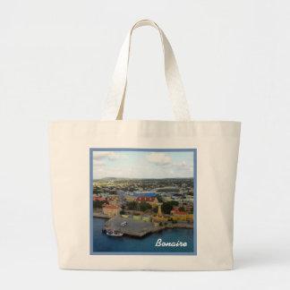 Kralendijk Harborfront Jumbo Tote Bag