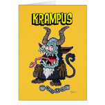 KRAMPUS 00 CARDS