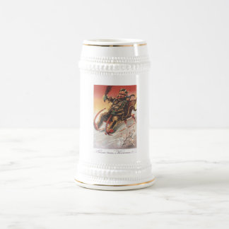 Krampus Beer Mug