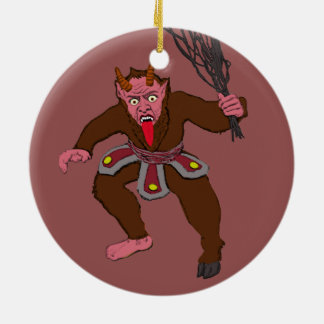 Krampus is Coming Ornament