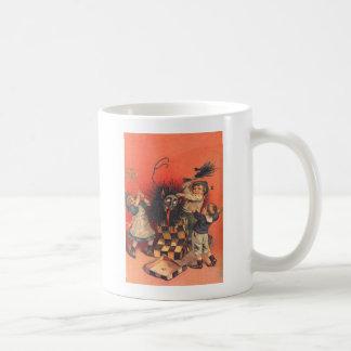 Krampus Jack-In-A-Box Coffee Mug