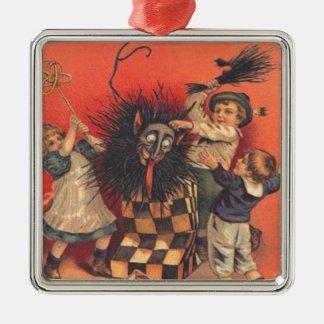 Krampus Jack-In-A-Box Ornament