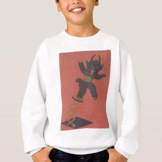 Krampus Jack-In-A-Box Sweatshirt