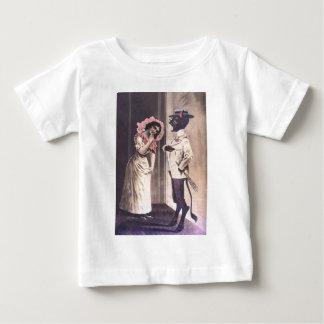 Krampus Picking Up Date T Shirts