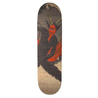 Krampus Skateboard Decks