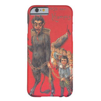 Krampus With Bad Children Barely There iPhone 6 Case