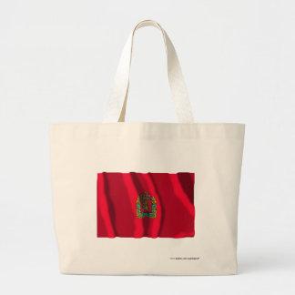 Krasnoyarsk Krai Flag Bags