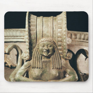 Krater, detail of the handle mouse mat