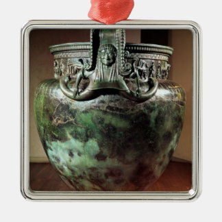 Krater, from the Tomb of a Princess of Vix Christmas Ornament