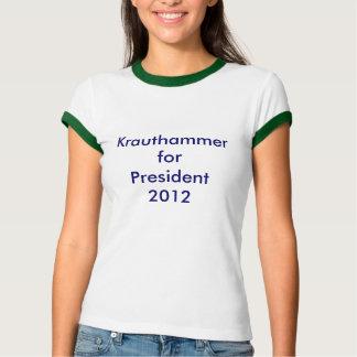 Krauthammer for Prez T-Shirt