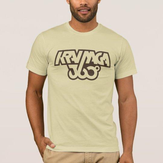 Krav Maga 360 - brown T-Shirt