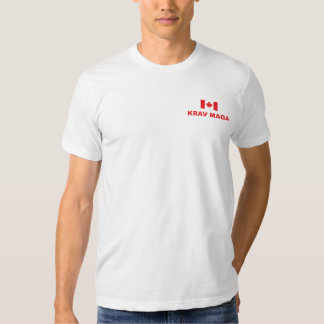 Krav Maga Canada T-Shirt