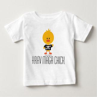 KRAV MAGA CHICK T-SHIRTS