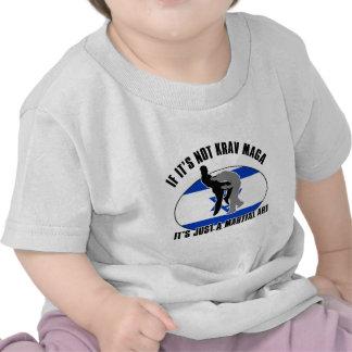 krav maga design tshirt