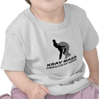 krav maga design shirts