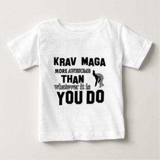 krav maga design tshirts