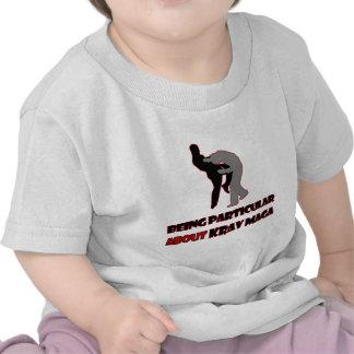 krav maga Designs T-shirts