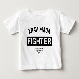 Krav Maga Fighter Tee Shirts