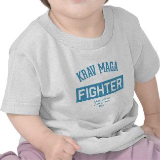 Krav Maga Fighter T Shirt
