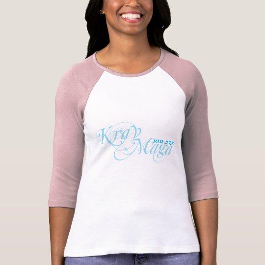 Krav Maga Girl Jersey T-Shirt