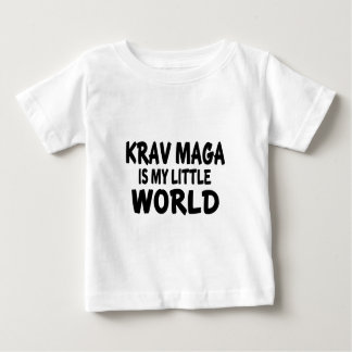 Krav Maga Is My Little World Tshirt