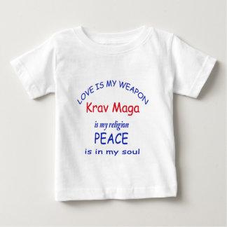 Krav Maga is my religion T-shirt
