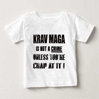 Krav Maga is not a crime Shirts